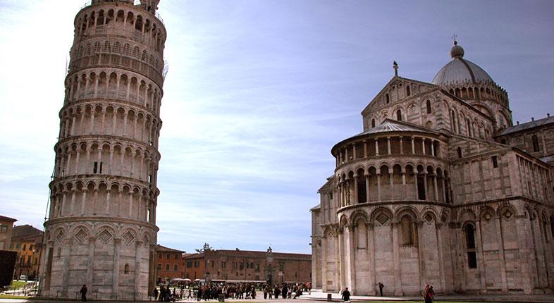 Spotdeal.dk - 8 dages luksusrejse til Pisa og Firenze